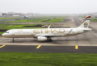 A6-AEA - Etihad Airways Airbus A321