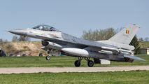 FA-133 - Belgium - Air Force General Dynamics F-16A Fighting Falcon aircraft