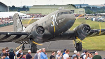 N473DC - Aerolegends Douglas C-47A Skytrain aircraft