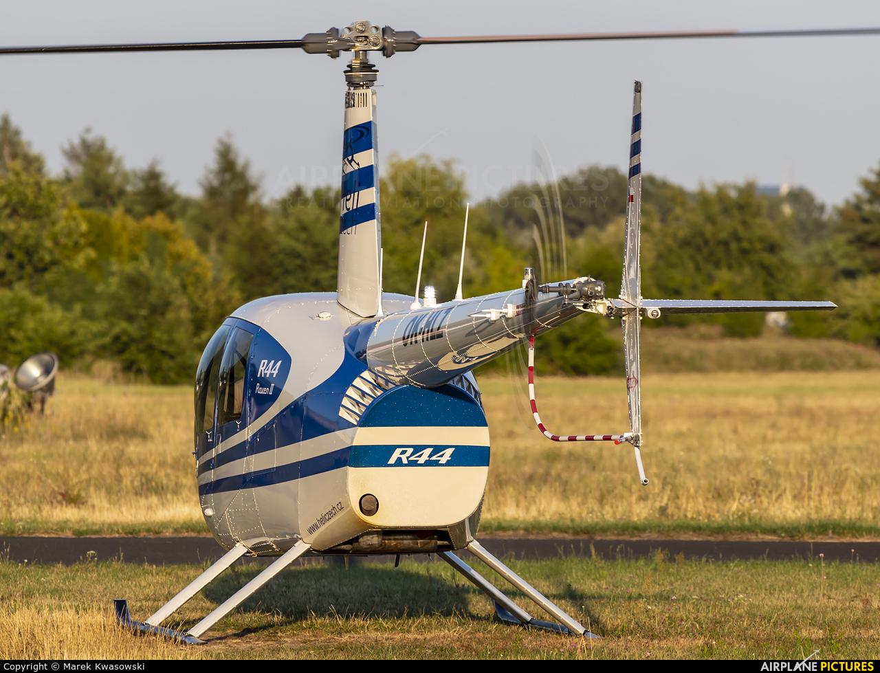 Private OK-HLZ aircraft at Warsaw - Babice