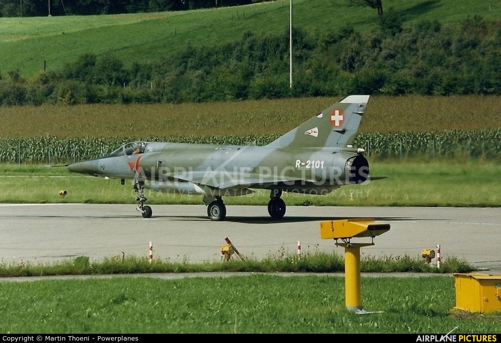 Switzerland - Air Force R-2101 aircraft at Dübendorf