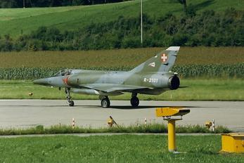 R-2101 - Switzerland - Air Force Dassault Mirage IIIRS