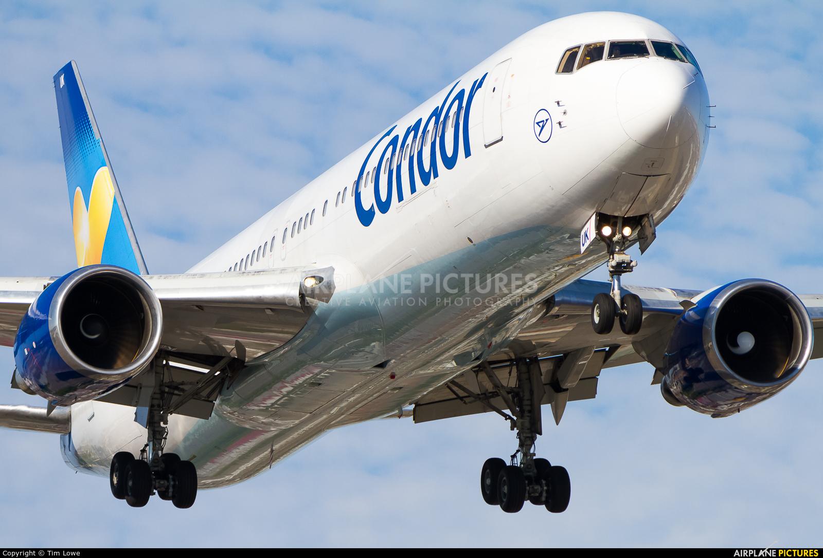 Condor D-ABUK aircraft at Toronto - Pearson Intl, ON