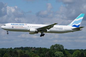 CS-TSV - Euro Atlantic Airways Boeing 767-300ER