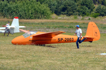 SP-2003 - Private PZL SZD-12 Mucha Sto