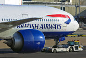 G-VIIT - British Airways Boeing 777-200ER aircraft