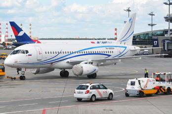 RA-89054 - Gazpromavia Sukhoi Superjet 100LR