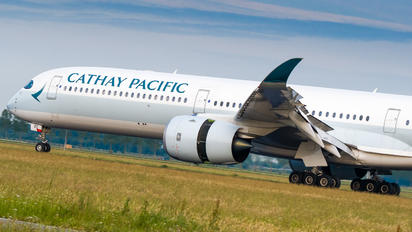 B-LXC - Cathay Pacific Airbus A350-1000