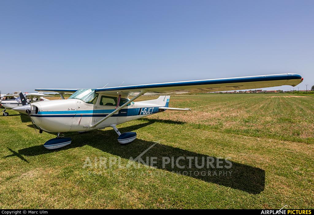 Private I-GJCT aircraft at Sibari Fly
