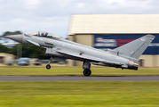 ZJ937 - Royal Air Force Eurofighter Typhoon F.2 aircraft