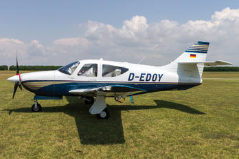 D-EDOY - Private Rockwell Commander 114