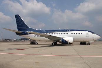 LY-JMS - KlasJet Boeing 737-500