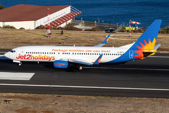 G-DRTO - Jet2 Boeing 737-800