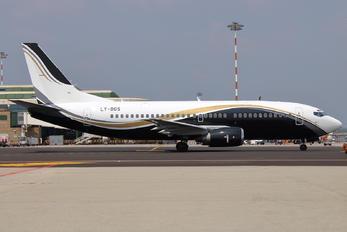 YL-BGS - KlasJet Boeing 737-300