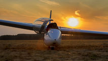 SP-3202 - Aeroklub Warszawski PZL SZD-50 Puchacz aircraft