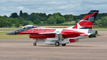 E-191 - Denmark - Air Force General Dynamics F-16A Fighting Falcon aircraft