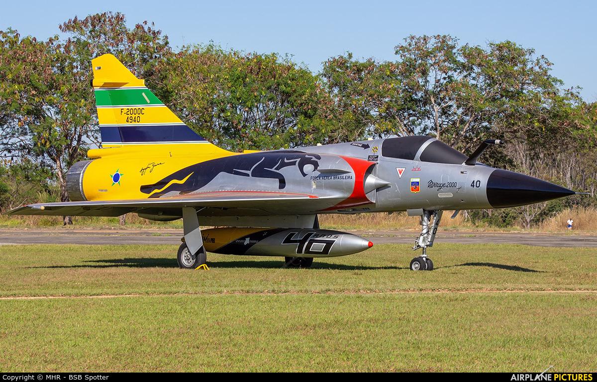 Brazil - Air Force FAB4940 aircraft at Anápolis AFB