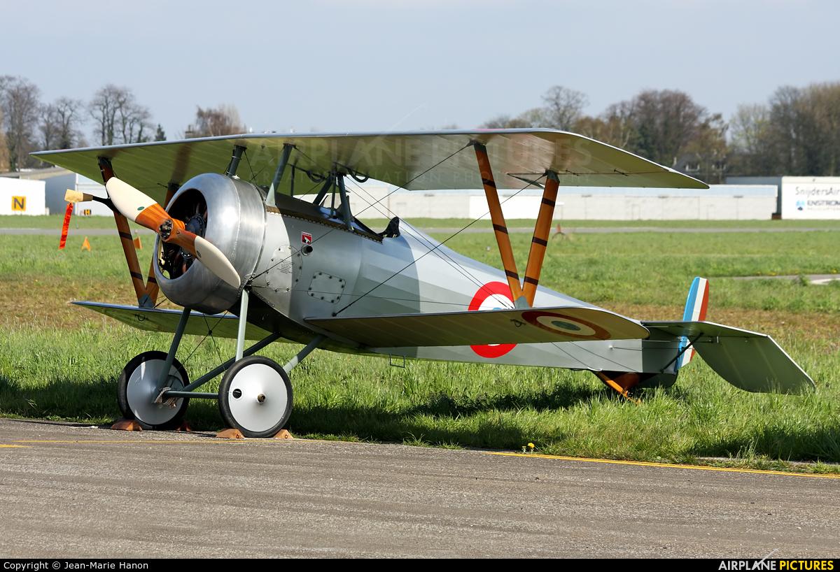 Private N2262G aircraft at Antwerp - Deurne
