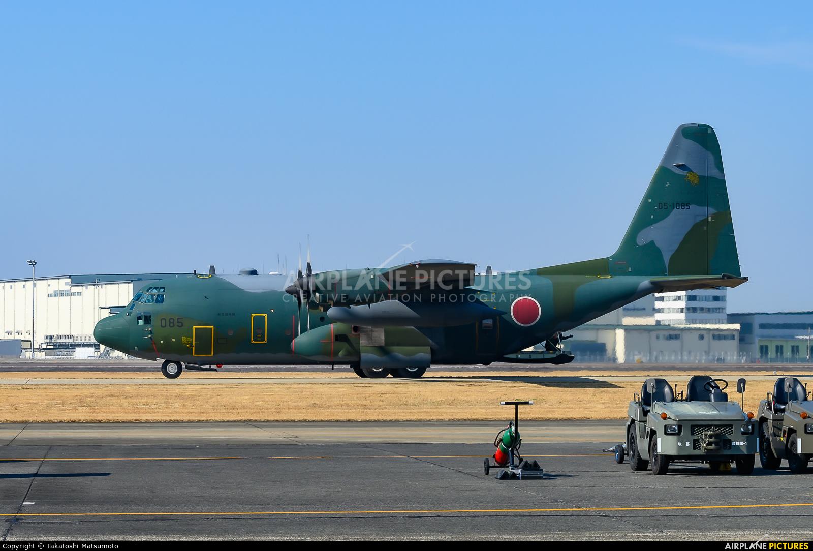 Japan - Air Self Defence Force 05-1085 aircraft at Nagoya - Komaki AB