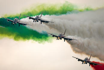 """MM54534 - Italy - Air Force """"Frecce Tricolori"""" Aermacchi MB-339-A/PAN"""