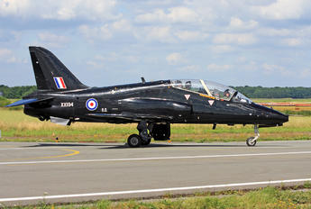 XX194 - Royal Air Force British Aerospace Hawk T.1/ 1A