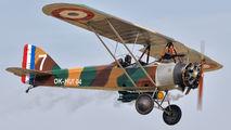OK-HUI04 - Private Morane Saulnier MS.185 aircraft