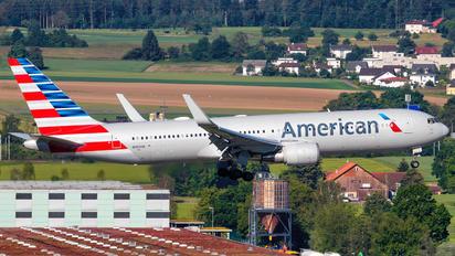 N393AN - American Airlines Boeing 767-300ER