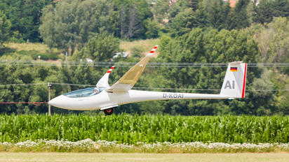 D-KOAI - Private Jonker Sailplanes JS1 Revelation 21m