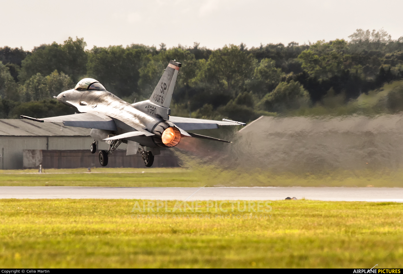 USA - Air Force 96-0080 aircraft at Fairford