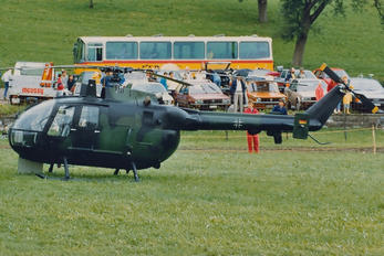 80+38 - Germany - Army MBB Bo-105M