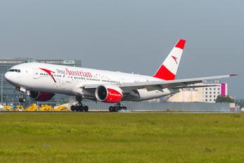 OE-LPD - Austrian Airlines/Arrows/Tyrolean Boeing 777-200ER