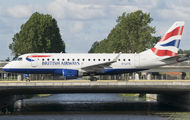 G-LCYE - British Airways - City Flyer Embraer ERJ-170 (170-100) aircraft