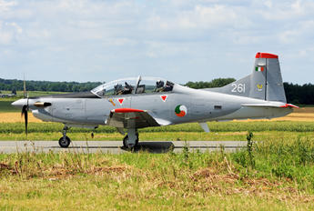261 - Ireland - Air Corps Pilatus PC-9M