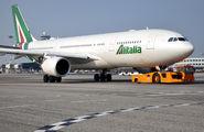 EI-EJJ - Alitalia Airbus A330-200 aircraft