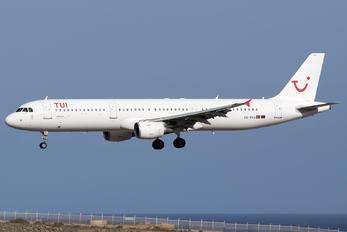 CS-TKU - TUIfly Airbus A321