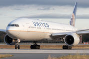 N221UA - United Airlines Boeing 777-200ER aircraft