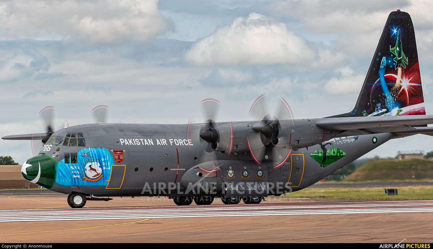 Pakistan - Air Force 3766 aircraft at Fairford