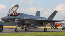 F-008 - Netherlands - Air Force Lockheed Martin F-35A Lightning II aircraft