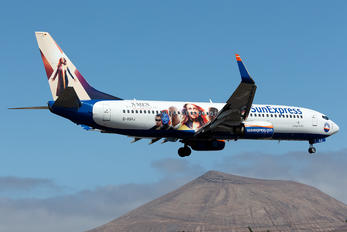 D-ASXJ - SunExpress Germany Boeing 737-800