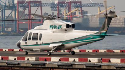 N991MK - Private Sikorsky S-76C
