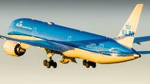 PH-BHP - KLM Boeing 787-9 Dreamliner aircraft