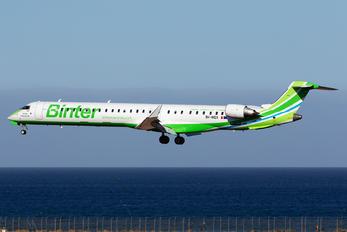 9H-MOX - Binter Canarias Bombardier CRJ-1000NextGen