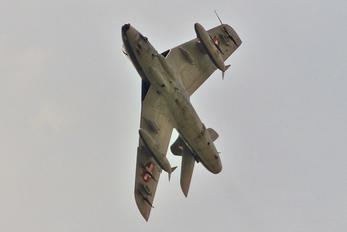 J-4124 - Switzerland - Air Force Hawker Hunter F.58
