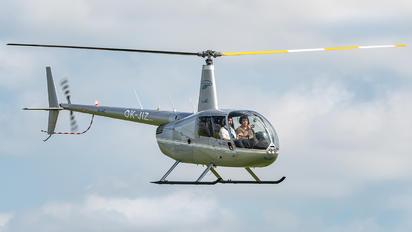 OK-JIZ - Private Robinson R-44 RAVEN II