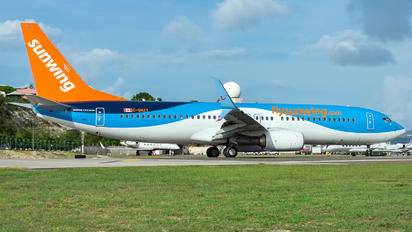 C-GHZY - Sunwing Airlines Boeing 737-800