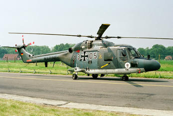 83+05 - Germany - Navy Westland Super Lynx Mk.88A