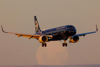 ZK-NNA - Air New Zealand Airbus A321 NEO