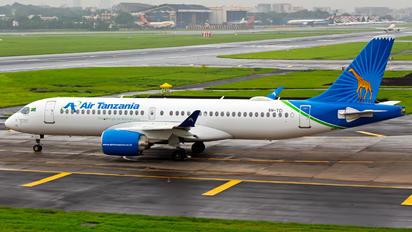 5H-TCI - Air Tanzania Airbus A220-300