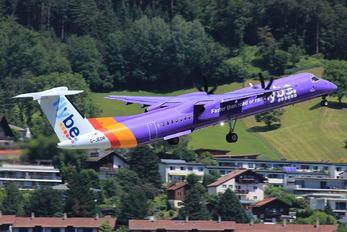 G-JEDR - Flybe de Havilland Canada DHC-8-400Q / Bombardier Q400