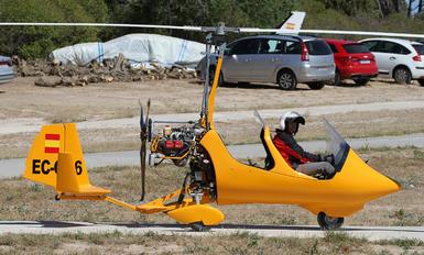 EC-GN6 - Private ELA Aviacion ELA 07